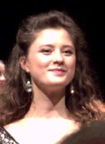 Karin Torbjönsdottir, mezzo-soprano